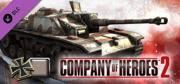 Company of Heroes 2: German Skin - (M) Late War Factory Pattern Linux Front Cover
