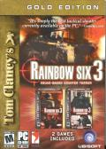 Tom Clancy's Rainbow Six 3 (Gold Edition) Windows Front Cover