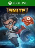 Smite: Battleground of the Gods - Season Ticket - Fall Xbox One Front Cover 1st version