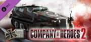Company of Heroes 2: German Skin - (L) Four Color Disruptive Pattern Linux Front Cover