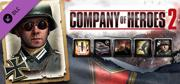 Company of Heroes 2: German Commander - Encirclement Doctrine Linux Front Cover