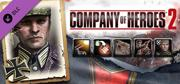 Company of Heroes 2: German Commander - Osttruppen Doctrine Linux Front Cover