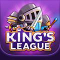 King's League: Odyssey iPad Front Cover