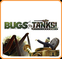 Bugs vs Tanks! Nintendo 3DS Front Cover