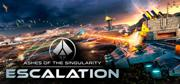 Ashes of the Singularity: Escalation Windows Front Cover