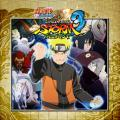 Naruto Shippuden: Ultimate Ninja Storm 3 - Full Burst PlayStation 4 Front Cover