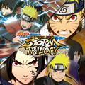 Naruto Shippuden: Ultimate Ninja Storm Trilogy PlayStation 4 Front Cover