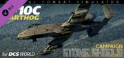 DCS World: A-10C - Stone Shield Campaign Windows Front Cover