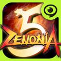 Zenonia 5: Wheel of Destiny iPad Front Cover