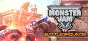 Monster Jam: Battlegrounds Windows Front Cover