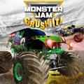 Monster Jam: Crush It! PlayStation 4 Front Cover