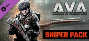 A.V.A.: Alliance of Valiant Arms - Sniper Pack Windows Front Cover
