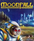 Moonfall Commodore 64 Front Cover Box Front