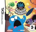 Foster's Home for Imaginary Friends: Imagination Invaders Nintendo DS Front Cover