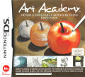 Art Academy Nintendo DS Front Cover