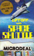 Shuttle Simulator ZX Spectrum Front Cover