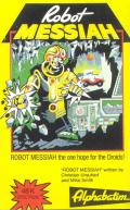Robot Messiah ZX Spectrum Front Cover