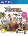 Yonder: The Cloud Catcher Chronicles (Signature Edition) PlayStation 4 Front Cover