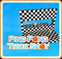 Ping Pong Trick Shot Nintendo 3DS Front Cover