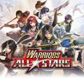 Warriors All-Stars PlayStation 4 Front Cover