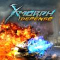 X-Morph: Defense PlayStation 4 Front Cover 1st version