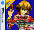 Yu-Gi-Oh! World Championship 2007 Nintendo DS Front Cover