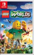 LEGO Worlds Nintendo Switch Front Cover