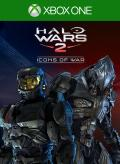 Halo Wars 2: Icons of War Xbox One Front Cover 1st version