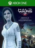 Halo Wars 2: Serina & Spearbreaker Bundle Xbox One Front Cover 1st version