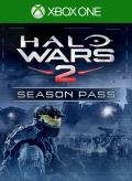 Halo Wars 2: Season Pass Xbox One Front Cover 1st version