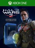 Halo Wars 2: Kinsano Leader Pack Xbox One Front Cover 1st version