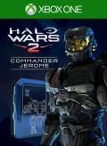 Halo Wars 2: Commander Jerome Leader Pack Xbox One Front Cover 1st version