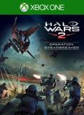 Halo Wars 2: Operation - Spearbreaker Xbox One Front Cover 1st version