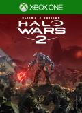 Halo Wars 2 (Ultimate Edition) Xbox One Front Cover 1st version