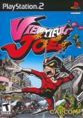 Viewtiful Joe PlayStation 2 Front Cover