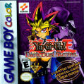 Yu-Gi-Oh!: Dark Duel Stories Game Boy Color Front Cover