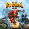 Knack II PlayStation 4 Front Cover