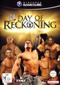 WWE Day of Reckoning GameCube Front Cover