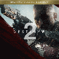 Destiny 2 (Digital Deluxe Edition) PlayStation 4 Front Cover