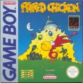 Alfred Chicken Game Boy Front Cover