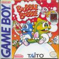 Bubble Bobble Game Boy Front Cover