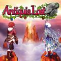 Antiquia Lost PlayStation 4 Front Cover