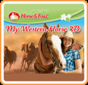 My Western Horse 3D Nintendo 3DS Front Cover