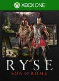 Ryse: Son of Rome - Duel of Fates Pack Xbox One Front Cover 1st version