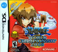 Yu-Gi-Oh! World Championship 2008 Nintendo DS Front Cover