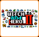 Witch and Hero II Nintendo 3DS Front Cover