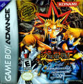 Yu-Gi-Oh! World Championship Tournament 2004 Game Boy Advance Front Cover