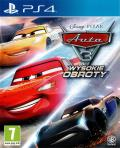 Disney•Pixar Cars 3: Driven to Win PlayStation 4 Front Cover