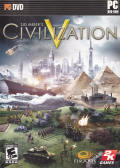 Sid Meier's Civilization V Windows Front Cover