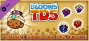 Bloons TD 5: Mystical Apprentice Monkey Skin Macintosh Front Cover